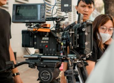 video shooting process