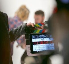 film shooting event