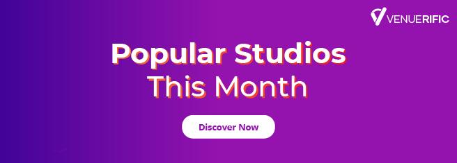 popular studio this month