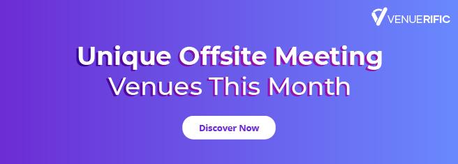 unique offsite meeting venues