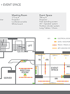 Platform event space floor plan 2015 thumbnail