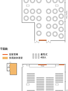 Club one spotlight recreation club hk floor plan thumbnail