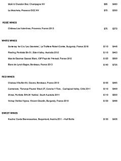 Whisk wine menu thumbnail
