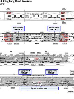 Kai tak cruise terminal venue layout thumbnail