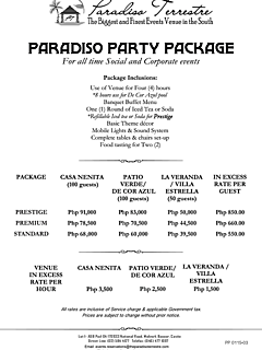 Pp 0115 03 paradiso party package thumbnail