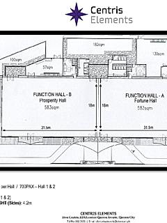 Elements at centris floor plan thumbnail