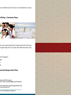 Crimson resort and spa mactan event packages thumbnail
