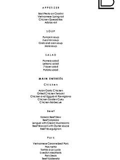 Food   beverage menu %28leblanc catering%29 thumbnail