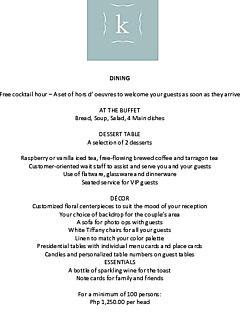 Le blanc menu %28k. by cunanan catering%29 thumbnail