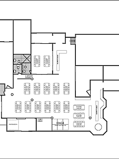 Le blanc floor plan thumbnail