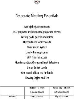 Seda nuvali corporate meeting essentials thumbnail