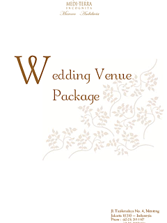 Rumah maroko wedding package   venuerific thumbnail