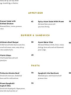 Roca menu thumbnail