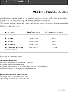 Meeting packages 2016 thumbnail