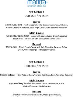 Mantra sakala 2016 menu thumbnail