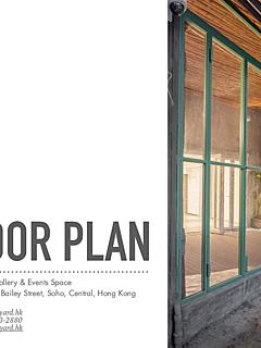 Soho yard floor plan thumbnail