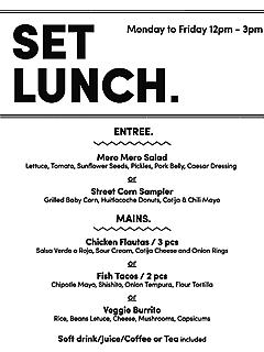 Emm lunch menu thumbnail