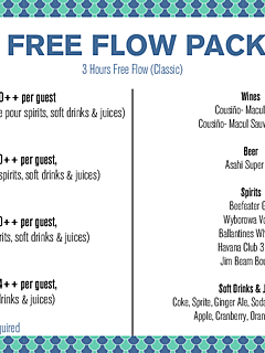 Loof free flow drink packages thumbnail