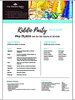 Kiddie party package 2019 thumbnail