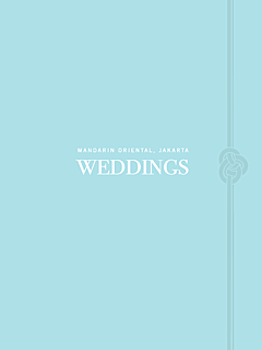 Jakarta wedding brochure thumbnail