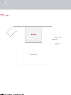 Outlets floor plan seafood terrace thumbnail