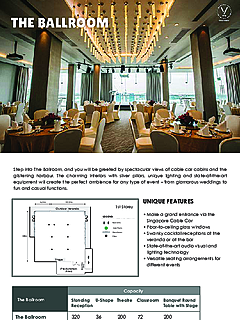 Mount faber venue hire thumbnail
