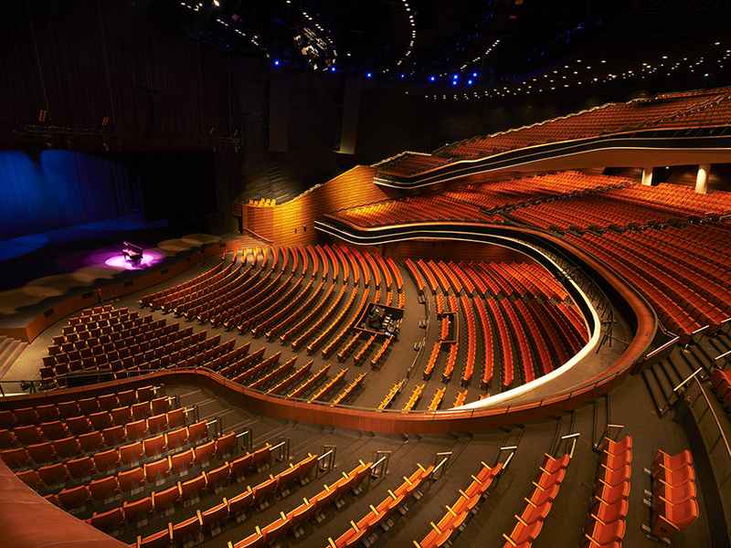 singapore large mice event venue with theatre seating