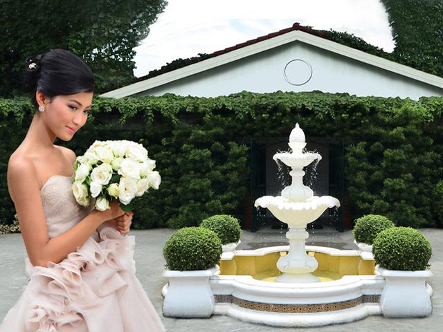 Plaza ibarra wedding event space quezon city philippines venuerific medium