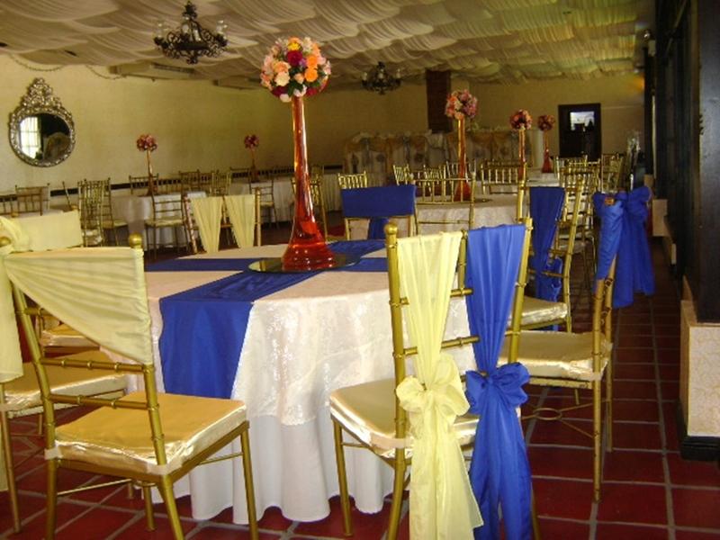 wedding hall at patio victoria