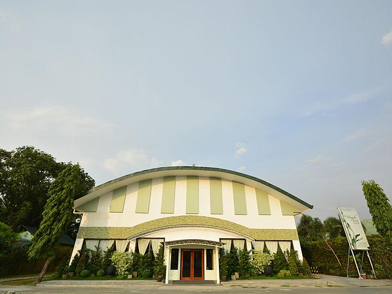 la pergola verde affordable events place in manila