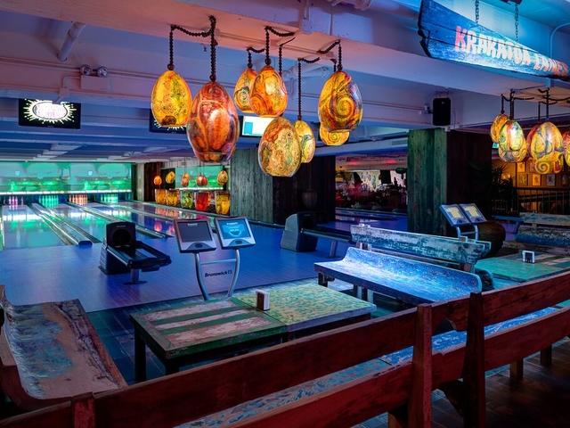 Tikitiki bowling bar unique event space corporate event sai kung hong kong venuerific medium