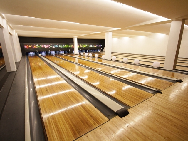 philippines large event space with bowling facility
