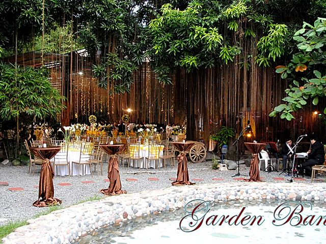 secreat garden year end party venue