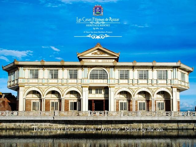 las casas filipinas colonial heritage building