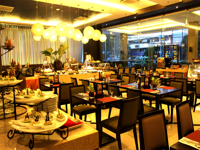harolds hotel cebu business dinner event venue