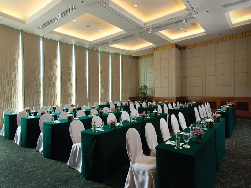 pan pacific manila conference event setup