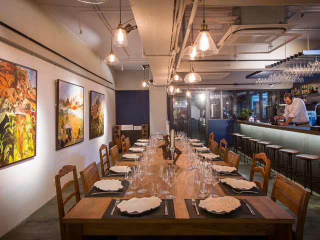 Dine art chef casimo s private kitchen birthday party celebration hong kong venuerific medium