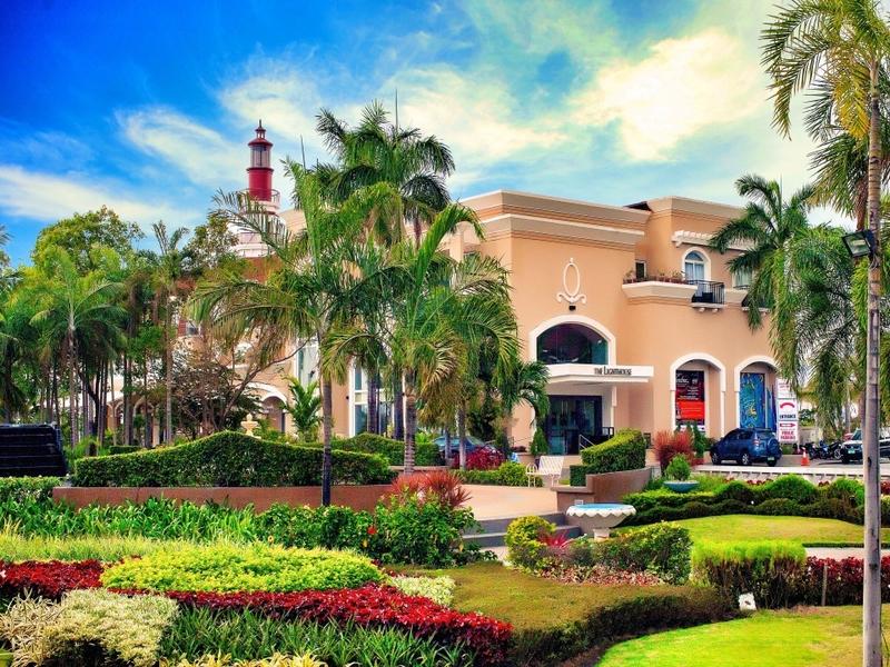 large garden wedding venue in zambales philippines