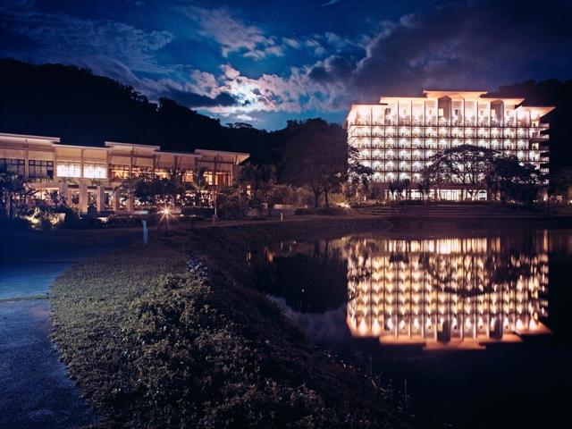 Pico de loro beach and country club garden wedding venue batangas philippines venuerific medium