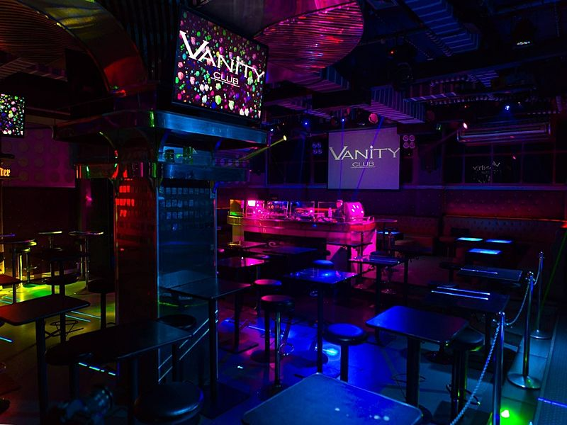 vanity superclub cool product launch event space