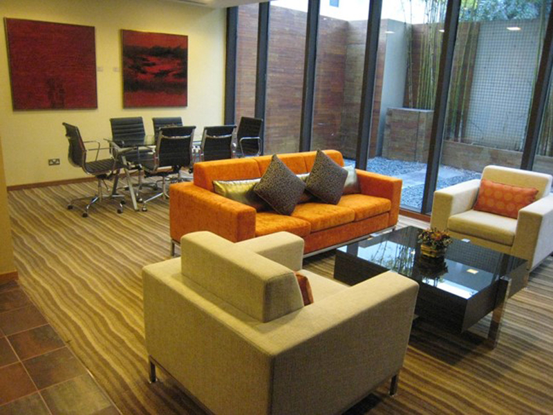 private room for meeting event