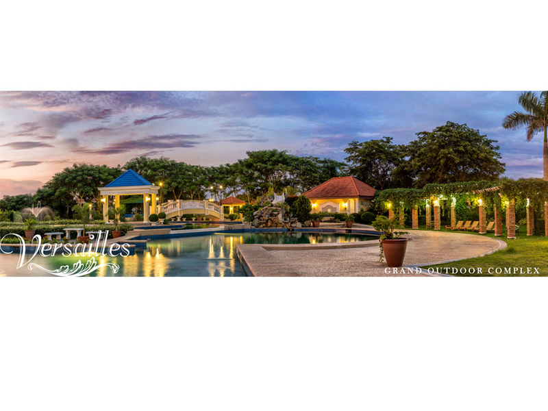 garden birthday party venue in las pinas with swimming pool