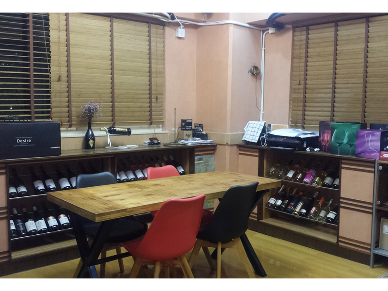 private event space for mini informal business meeting