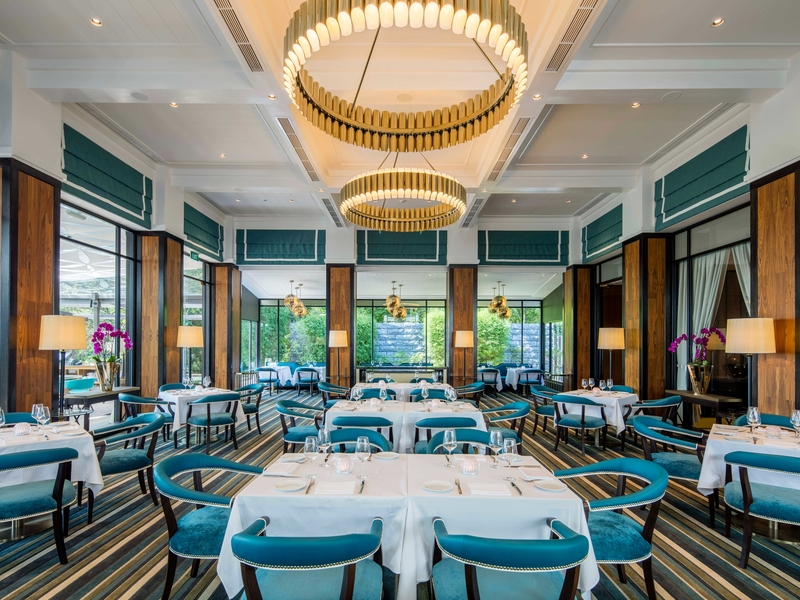 ilLido at the Cliff brings forth the elegant comforts of coastal Italy