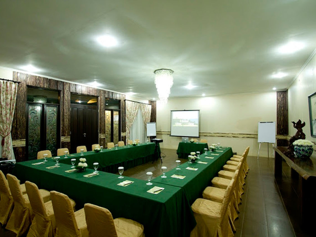 the michael resort sewa tempat meeting bogor