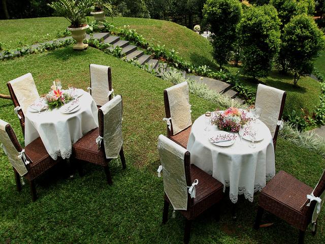 the michael resort best place for romantic dinner bogor