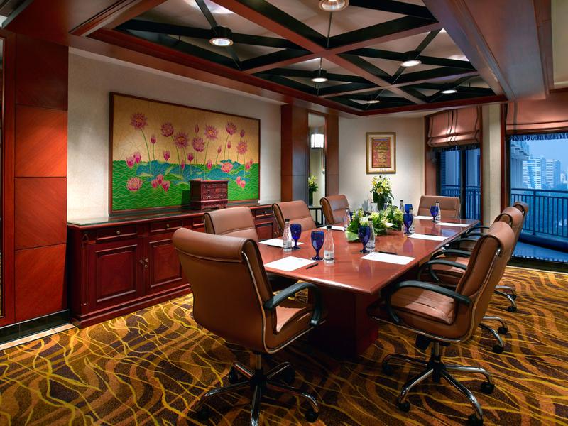 the sultan hotel residence meeting rooms tempat meeting murah jakarta pusat