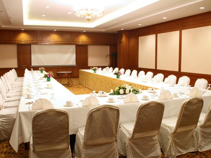 the sultan hotel residence meeting rooms tempat workshop jakarta pusat