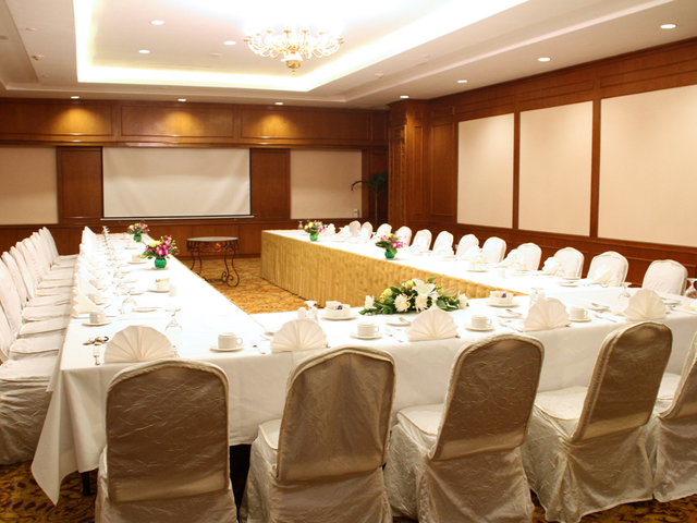 the sultan hotel residence meeting rooms tempat workshop jakarta pusat