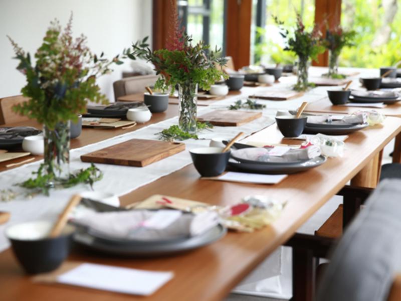 lewis carroll tea cool restaurant for engagement event jakarta